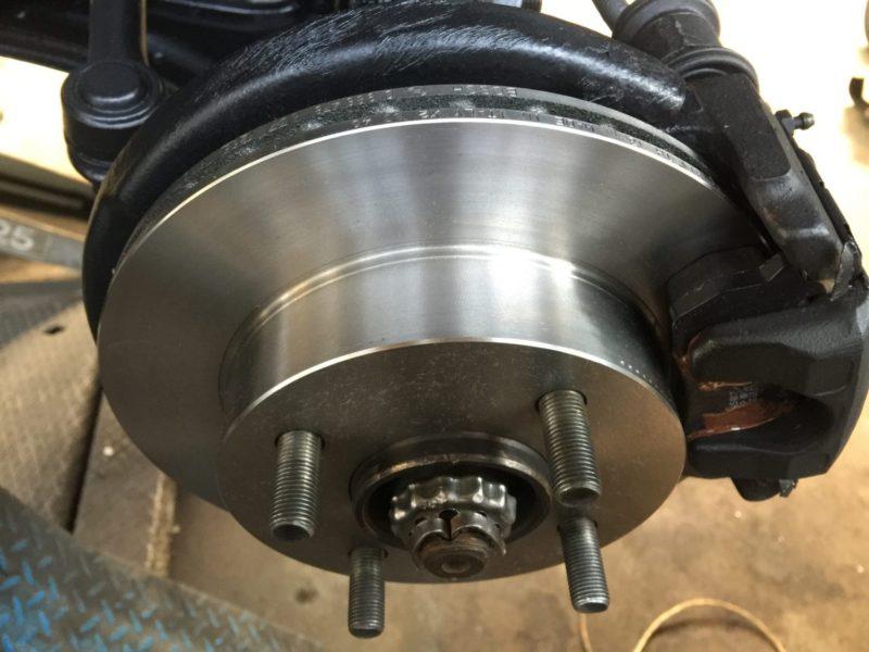 Figaro - new brakes