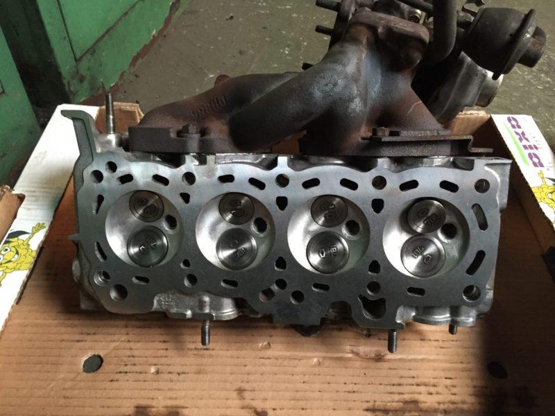 Nissan Figaro - engine repair
